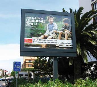 panneaux affichage guadeloupe, panneaux 8m2, affichage publicitaire guadeloupe, agence de publicité