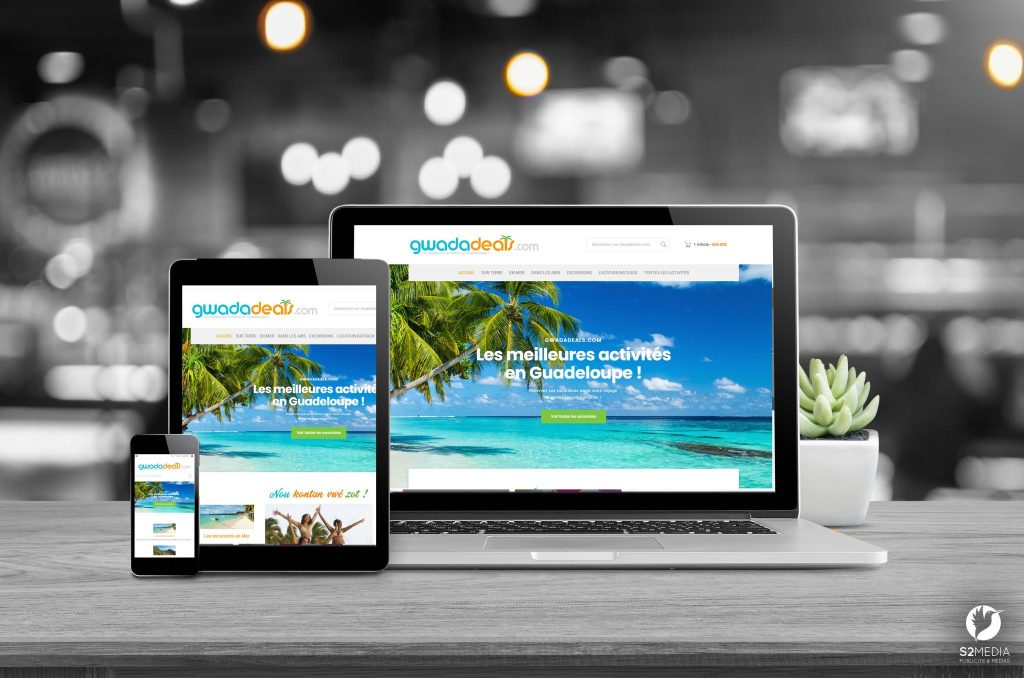 création site internet guadeloupe